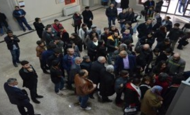 İzmir Gezi Davasında 5 Tahliye