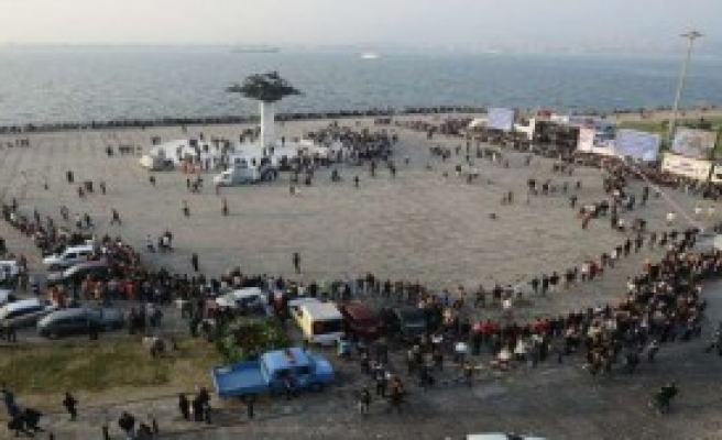 İzmir'de 'Rekor' Denemesi