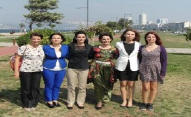 İzmir'de HDP'nin Kadın Adayları İddialı