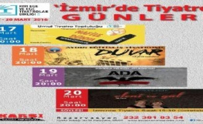 İzmir'de Tiyatro Günleri