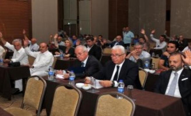 İzvak'ın Başkanı Ali Erten Oldu
