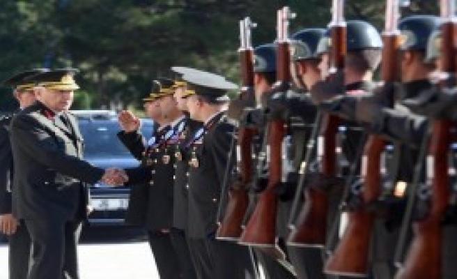 Jandarma Havacılık Komutanlığı İlk Mezunlarını Verdi