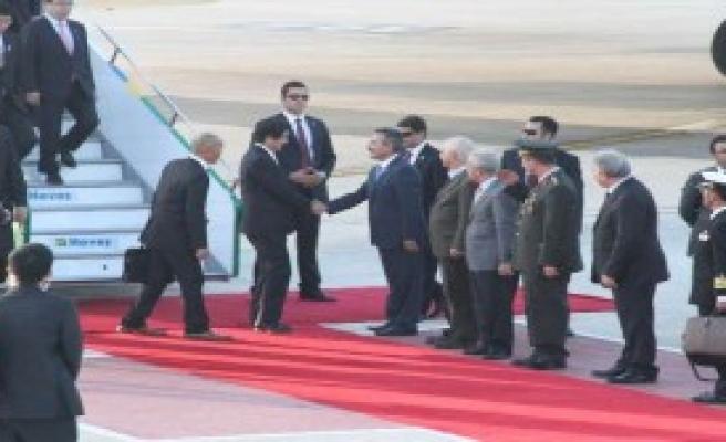 Japonya Başbakanı Türkiye'de