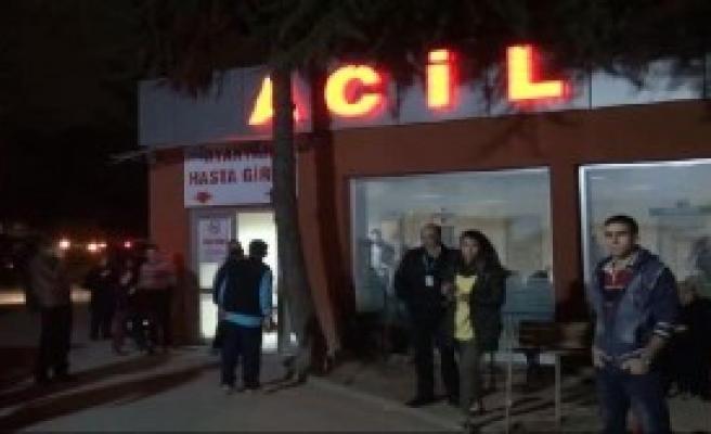 Kadıköy'de Hırsızları Kovalayan Polis Silahla Vuruldu