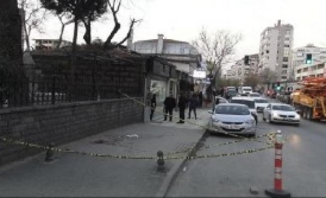 Kadıköy'de İş Adamına Silahlı Saldırı