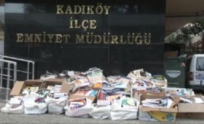 Kadıköy'de Korsan Operasyonu
