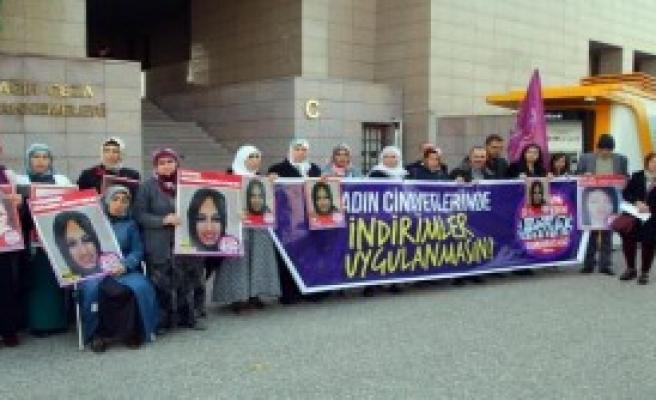 Kadın Cinayeti Davasında Sıkı Güvenlik Önlemi