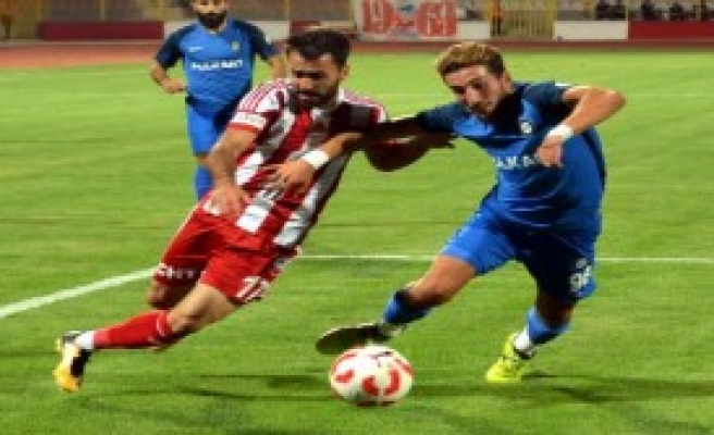Kahramanmaraşspor-Altay: 1-2