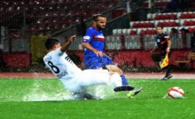 Kahramanmaraşspor-Nazilli B.: 0-1