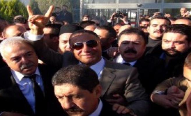 Maraş'ta Sedat Peker İzdihamı