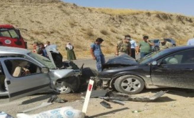 Kahta'da Kaza: 8 Yaralı