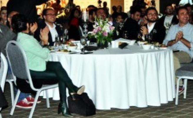 'Kalk Gidelim' Dizisine Bodrum'da Gala