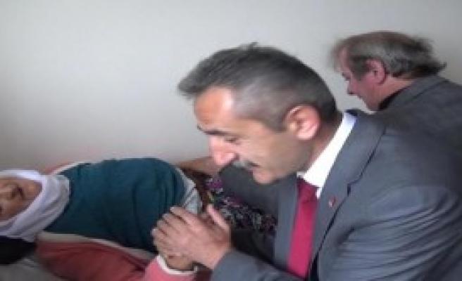 İmdadına CHP'li Vekil Yetişti