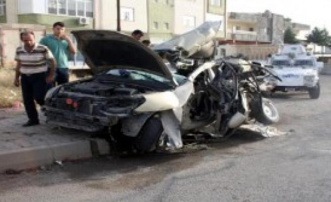 Mardin'de Kaza: 1 Ölü