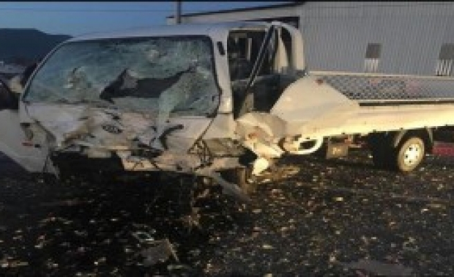 Otomobil Sürücüsü Öldü