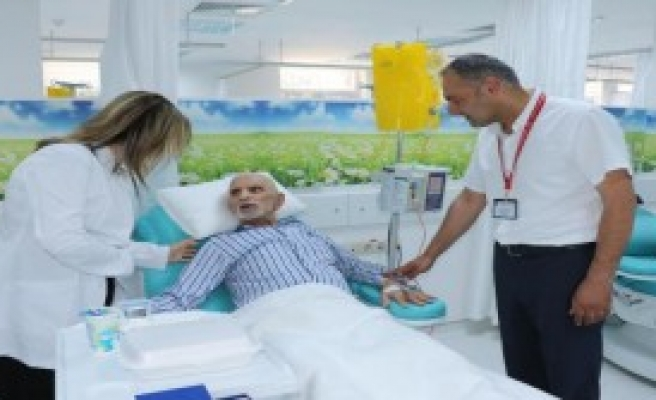 Kanser Hastalarına Manevi Destek
