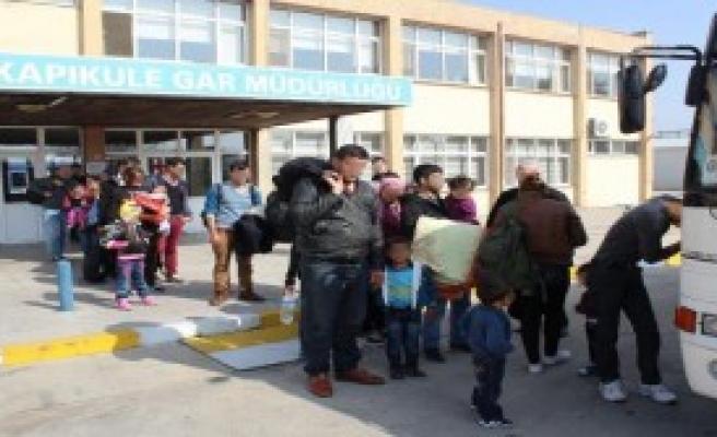 Kapıkule Sınır Kapısı'nda 48 Kaçak Yakalandı