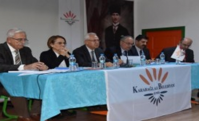 Karabağlar'da Söz Muhtarlarda