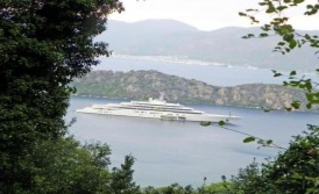 Karaca Adası'na Abramoviç Talip