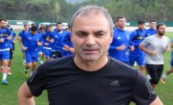 Kardemir Karabükspor Teknik Direktörü Sözeri: 'Yerli Antrenörlere Sabır Az Oluyor'