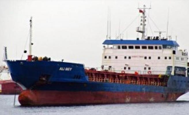 Kargo Gemisi 'Ali Bey', Bu Defa Yunanistan'da Alıkonuldu