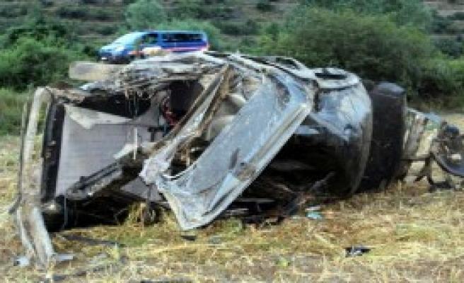 Kastamonu'da Feci Kaza: 2 Ölü, 4 Yaralı