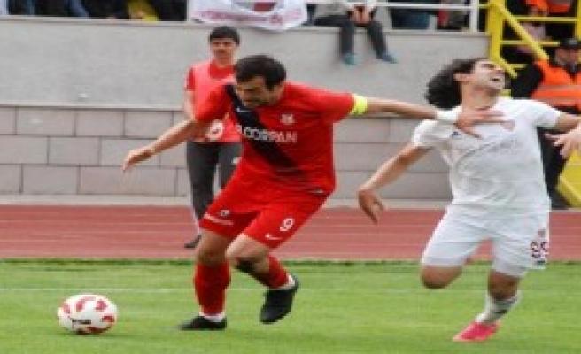 Kastamonuspor 1966-Hatayspor: 3-2