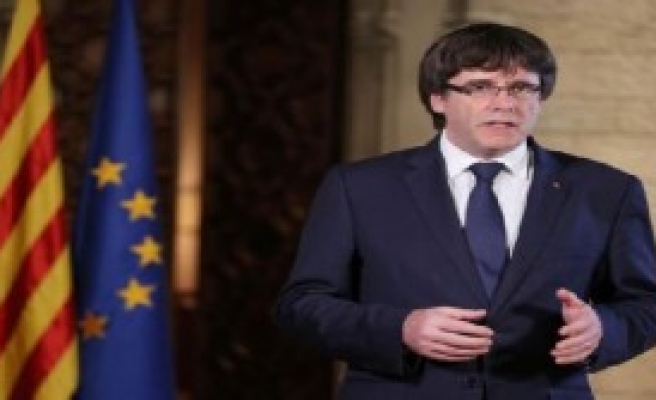 Madrid'e 'Sivil İtaatsizlik' Uyarısı