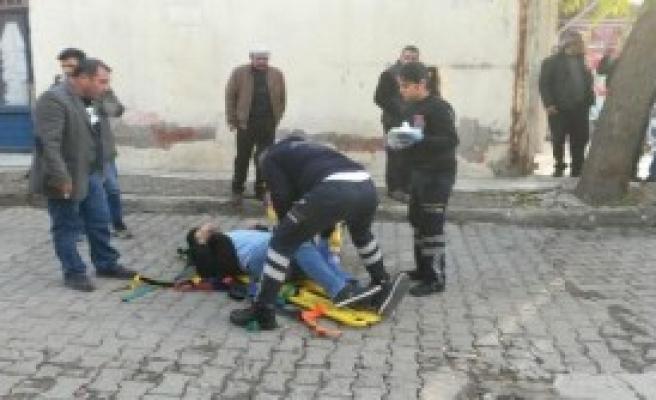 Tabancayla Vurulup Yaralandı