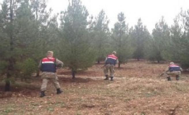 Kaybolan Genç 2 Gün Sonra Ormanda Bulundu