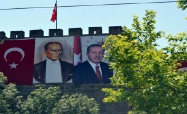 Kayseri'de Cumhurbaşkanı Erdoğan Hareketliliği Yaşandı