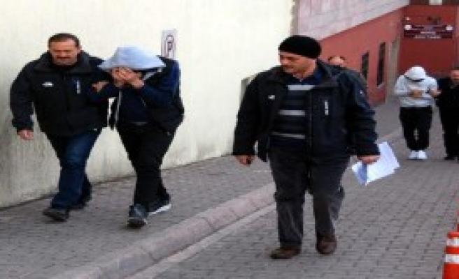 Hırsızlık Yapan Kişi Tutuklandı