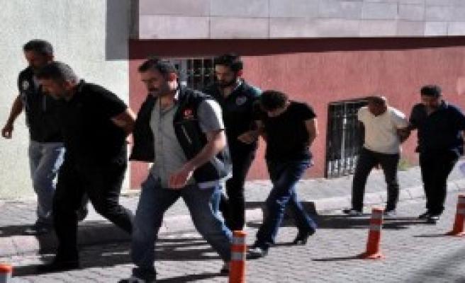 Kayseri'de Uyuşturucu Openasyonu