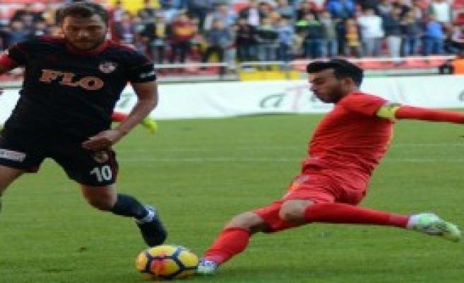 Kayserispor - Gazişehir Gaziantep FK: 2-1