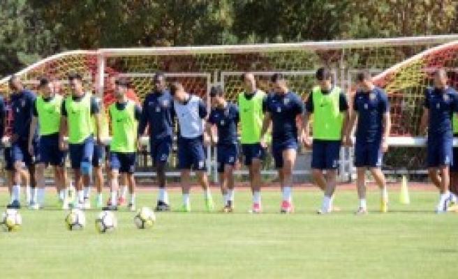 Kayserispor'da Bursaspor Maçı Hazırlıkları Sürüyor