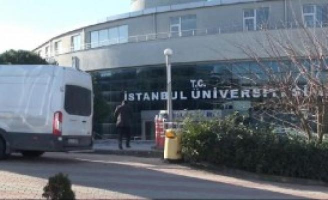 Fatih Üniversitesi'nde Arama
