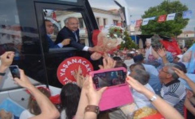Kılıçdaroğlu: Benim Derdim, Her Eve Huzur Gelsin