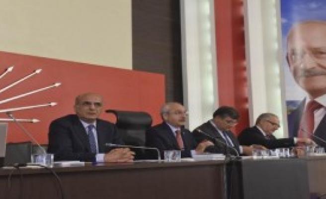 Kılıçdaroğlu, Parti Meclisi'ni Topladı
