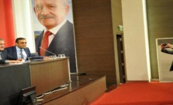 Kılıçdaroğlu, Vanlı İşçilerle Görüştü