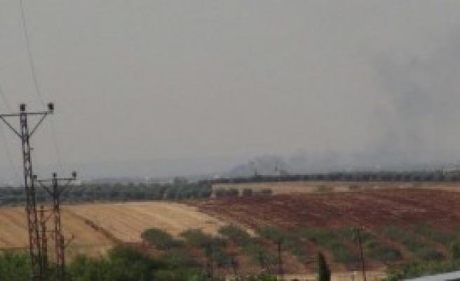 Kilis Sınırında Çatışmalar Sürüyor