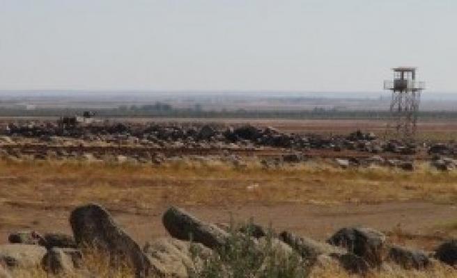 Kilis'in Suriye Sınırında Üst Düzey Önlem