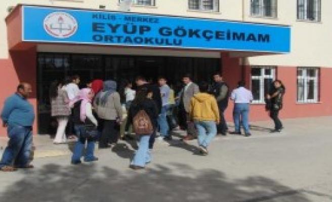 Kilis'te Endişeli Sınav