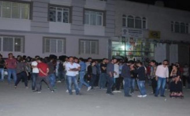 Kilis'te Partililer Arasında Gerginlik