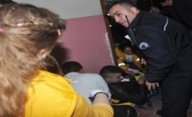 Kırıkkale'de Silahlı Saldırı: 2 Yaralı