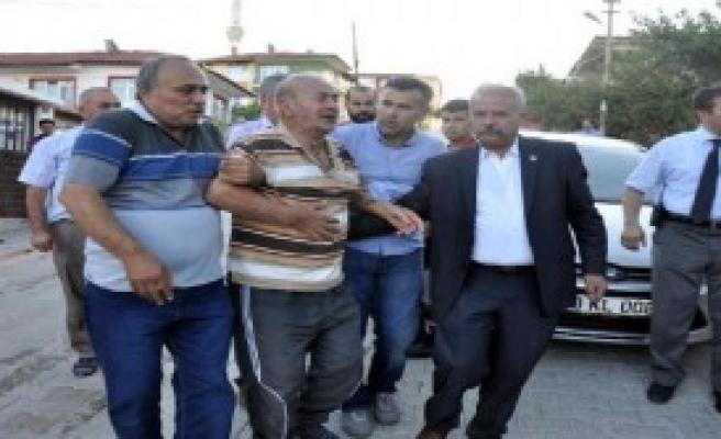 Kırıkkale'ye Şehit Ateşi Düştü