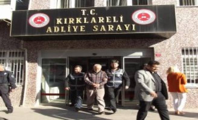Kırklareli'nde FETÖ'den 15 Kişi Tutuklandı