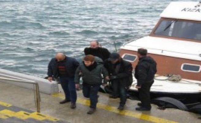 Kız Kulesi Eylemcileri Gözaltına Alındı