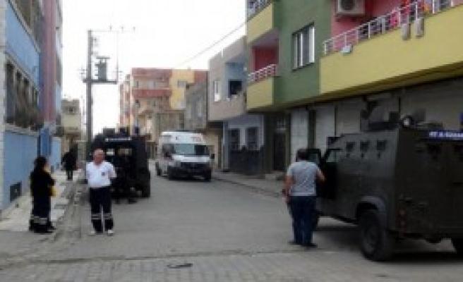 Kızıltepe'de Barutla Oynayan 4 Çocuk, Patlamada Yaralandı