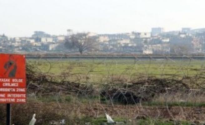 Kobani'de Çatışmalar Azaldı!