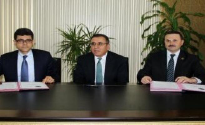 Soma'da 60 Bin Fidan Dikecek